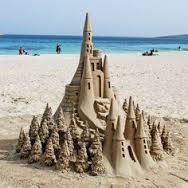 sandcastle pinterest