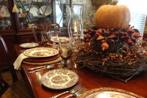 HOUZZ thanksgiving decor